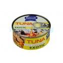 Nekton - Tuňák kousky se zeleninou EXOTIC 170g