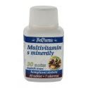 MedPharma Multivitamin s minerály 30 složek, 37 tablet