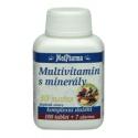 MedPharma Multivitamin s minerály 30 složek, 107 tobolek