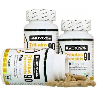 Survival Tribulus Terrestris 90 Fair Power 90tbl