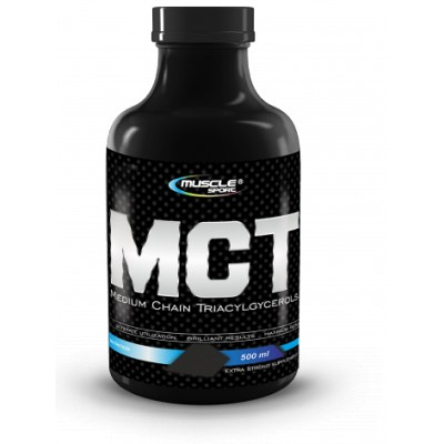 Musclesport MCT oil 500 ml