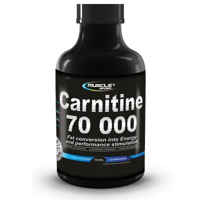 Musclesport L-Carnitine 70 000 liquid 500ml