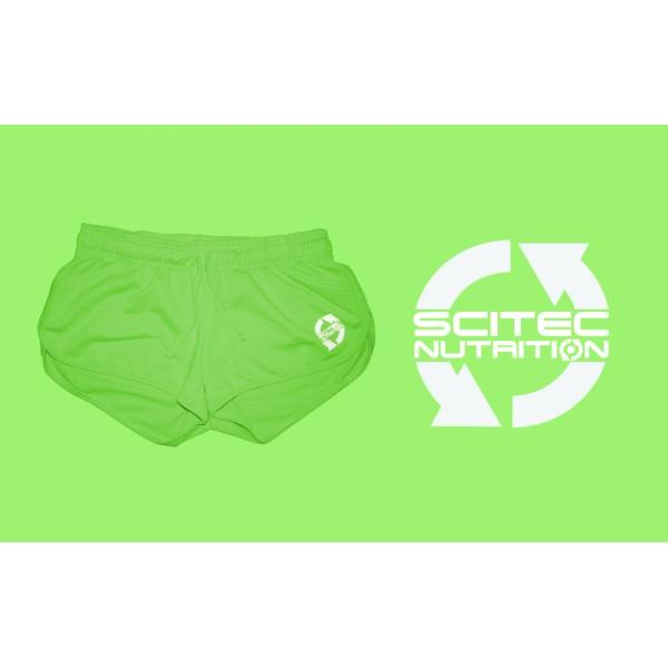 Scitec Nutrition dámské šortky - zelená