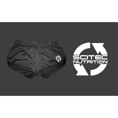 Scitec Nutrition dámské šortky - černá