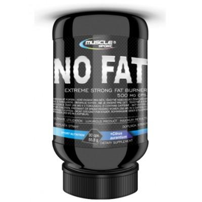 Musclesport NO FAT extreme strong fat burner 90 kapslí.