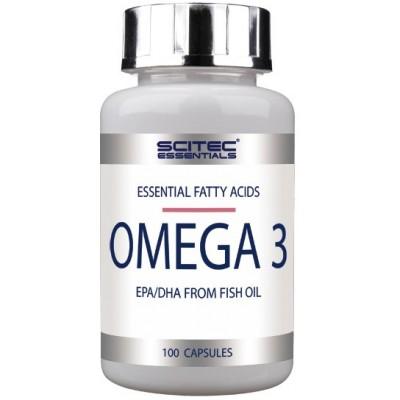 Scitec Omega 3 100 caps.