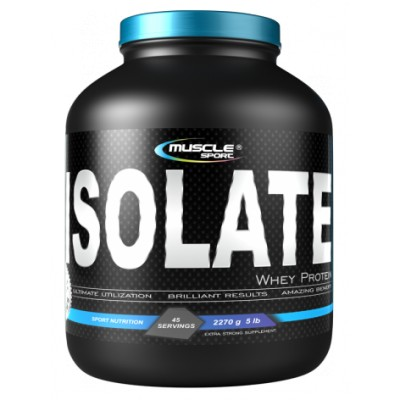 Muscle Sport Whey Isolate 1135 g.