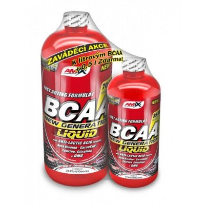 Amix nutrotion BCAA New Generation liquid 1000ml+500ml