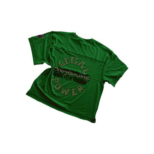 2190-865 Triko Legal Power - zelená