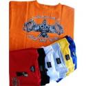 LEGAL POWER 2963/893 Rag top-oranžový