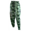 LEGAL POWER 6202-888 Kalhoty s potiskem - zelená