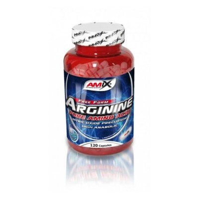 Amix nutrition Arginine 120cps
