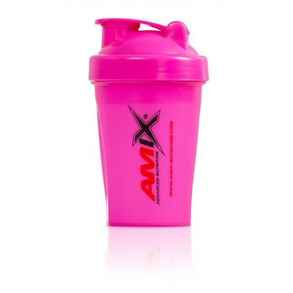 Amix Nutrition Amix šejkr Color 400 ml - růžová.