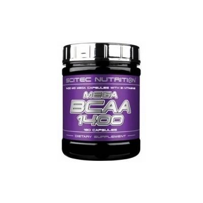 Scitec Nutrition Mega BCAA 1400 90 caps.