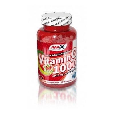 Amix nutrition Vitamin C 1000 mg.