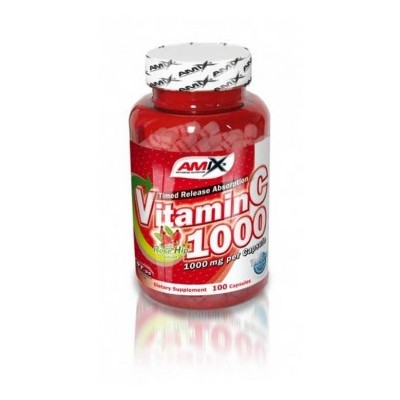 Amix nutrition Vitamin C 1000 mg.