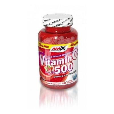 Amix nutrition Vitamin C 500 mg.