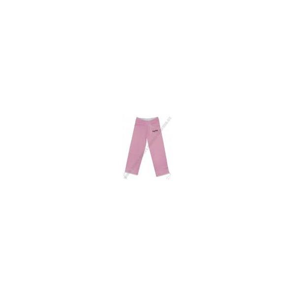 Bizon Gym Boney Tepláky - růžová