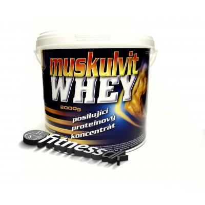MUSKULVIT WHEY 2kg