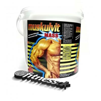 MUSKULVIT MASS 4 kg