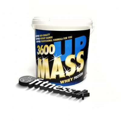 Muskulvit MASS UP 3600 2,5 kg.