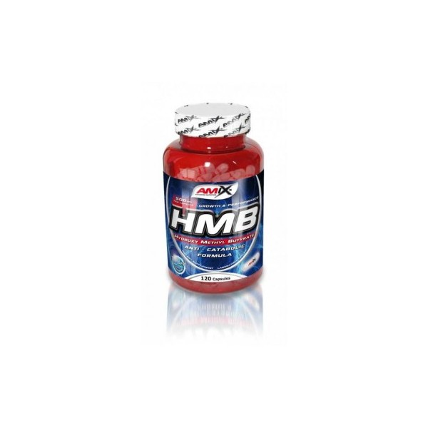 Amix nutrition HMB 120 kapslí.