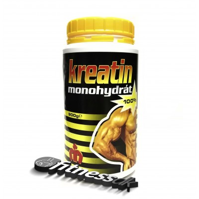 Muskulvit KREATIN monohydrát 900g
