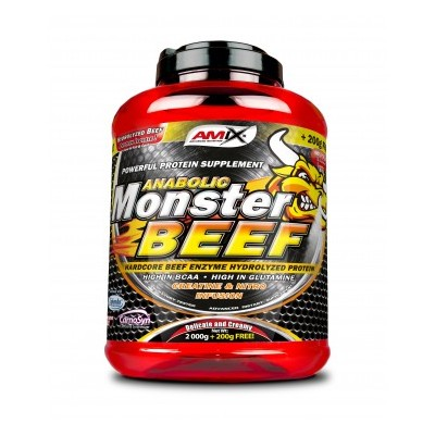 Amix nutrition Monster Beef protein 1000 g.