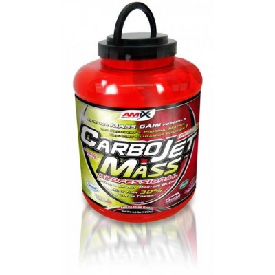 Amix nutrition CarboJet Mass Professional 3000g
