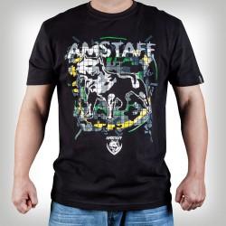 Amstaff tričko Nox