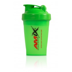 Amix Shaker Color 400ml -zelený
