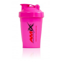 Amix Shaker Color 400ml -růžový