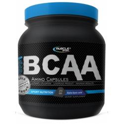 Muscle sport BCAA AMINO Caps 800 mg