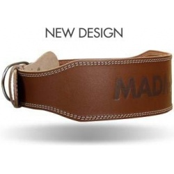 MadMax Full Leather Natural Brown