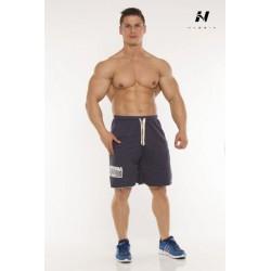 Nebbia Šortky Fitness 923 - modré