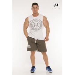 Nebbia Šortky Fitness 923 - khaki