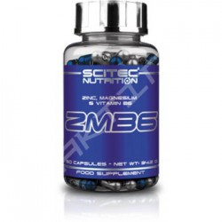 Scitec Nutrition ZMB6 60caps