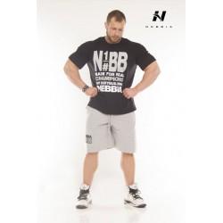 Nebbia Top Bodybuilding 990 černé