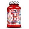 Multi Mega Stack je směs vybraných vitamínů a minerálních látek. Speciální Vit-Amix™ komplex obsahuje více než 40 důležitých vitaminů a minerálních látek s přídavkem Echinacea Anugustifolia.