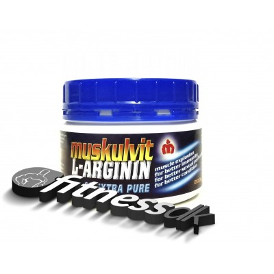 Muskulvit L-ARGININ BASE 200g