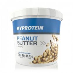 MyProtein Arašidové maslo natural crunchy 1000 g
