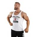 Bizon Gym Tílko 409 - bílá