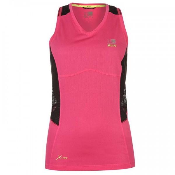Karrimor Xlite Ladies Running Vest - Pink Crush
