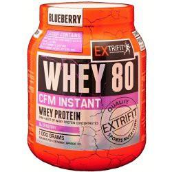 Extrifit CFM Instant Whey 80% 1000 g