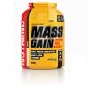 MASS GAIN je gainer s obsahem 20 % bílkovin pro nastartování regenerace a pro podporu nárůstu svalové hmoty. Bílkovinná složka je tvořená 100 % WPC (syrovátkový proteinový koncentrát).