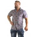 Bizon Gym Košile 700 - krátký rukáv