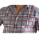 pánská košile s krátkým rukávem