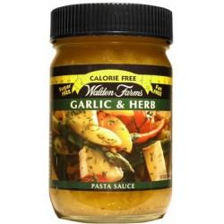 Walden Farms Pasta Sauce (340 g) - česnek a bylinky