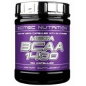 Scitec Nutrition Mega BCAA 1400 90 tablet