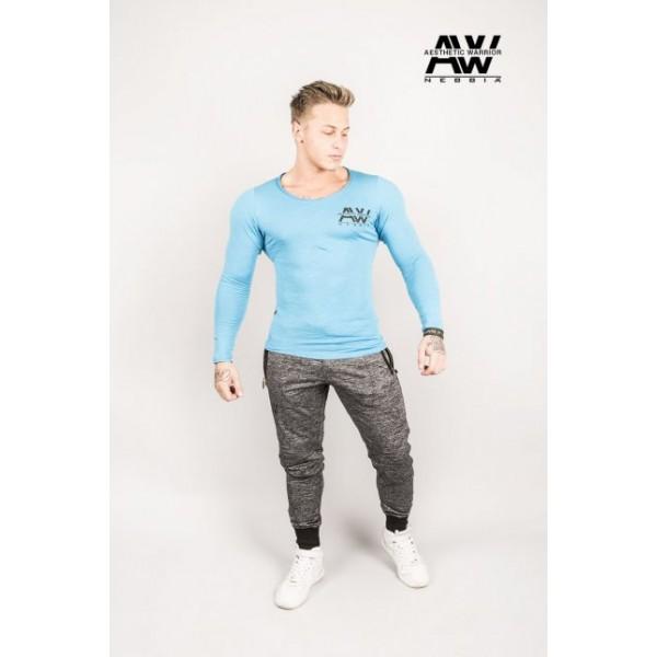 Nebbia Nátelník AW 119 - modrá